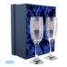 Personalised Me To You Wedding Pair of Flutes with Gift Box